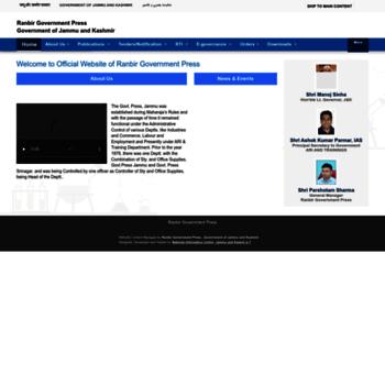 Rgp.jk.gov.in thumbnail