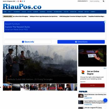 Riaupos.co thumbnail