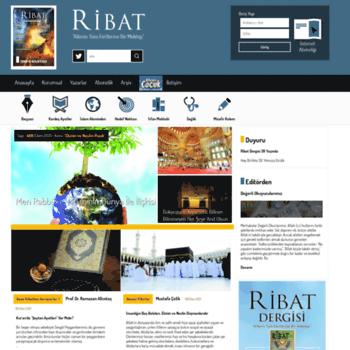 Ribatdergisi.com.tr thumbnail