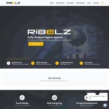 Ribelz.com thumbnail