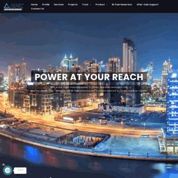richmotor com at WI  Diesel Generators Supplier Dubai UAE