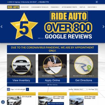 Rideauto Thumbnail
