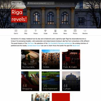 Riga-life.com thumbnail