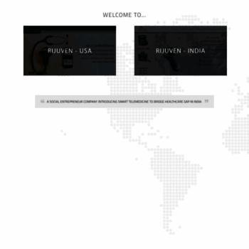 rijuvenindia com at WI  Rijuven India | Smart Telemedicine