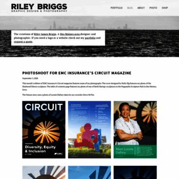 Rileyb.me thumbnail