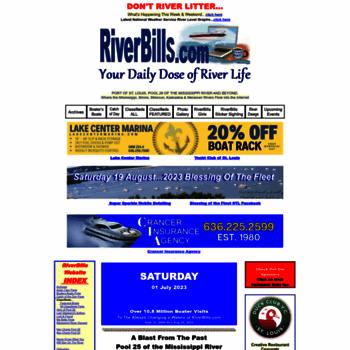 Riverbills.com thumbnail