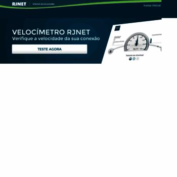 Rjnet.com.br thumbnail