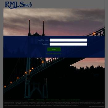 rmlsweblogin