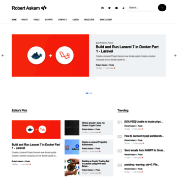 Robert-askam.co.uk thumbnail