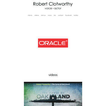 Robertclotworthy.com thumbnail
