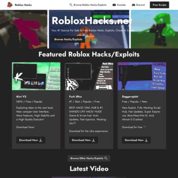 Robloxexploit Net At Wi Roblox Exploits Best Roblox Exploits