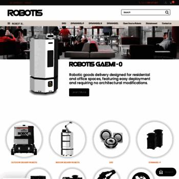 Robotis.us thumbnail