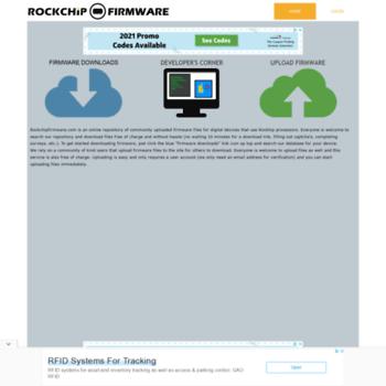 rockchipfirmware com at WI  Home | Rockchip Firmware