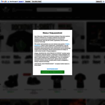 edc8893ea8 rockmetalshop.pl at WI. RockMetalShop.pl - Najlepszy polski sklep ...