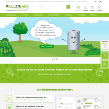 Rollenland.de thumbnail