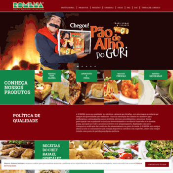 Romena.com.br thumbnail