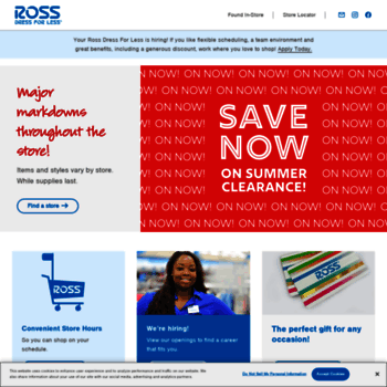 Home Ross Stores, Inc.