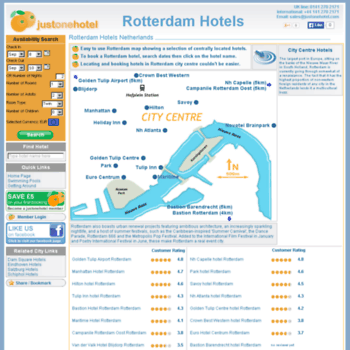 Rotterdamhotels.co.uk thumbnail
