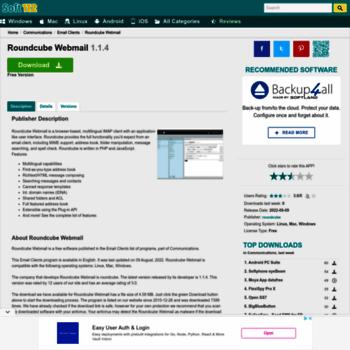 Roundcube-webmail.soft112.com thumbnail