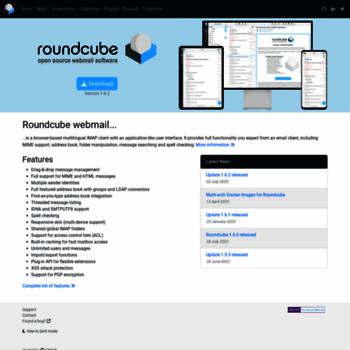 Roundcube.net thumbnail
