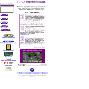 Rovax.net thumbnail