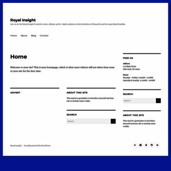 Royalinsight.net thumbnail