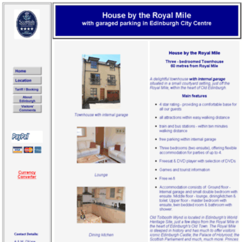 Royalmilehouse.co.uk thumbnail