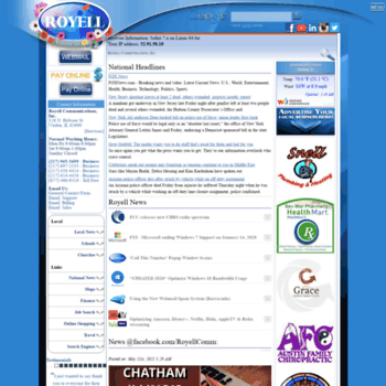 Royell.org thumbnail