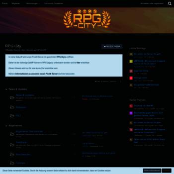Rpg-city.de thumbnail