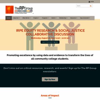 Rpgroup.org thumbnail
