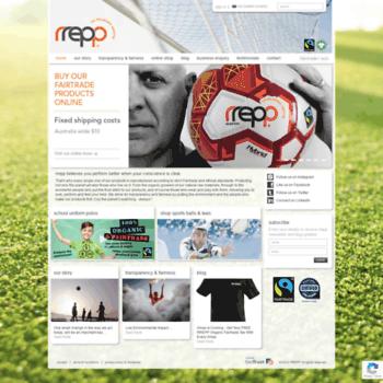 Rrepp.com.au thumbnail