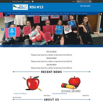 Rsu13.org thumbnail