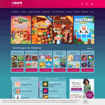 Rtlspielede At Wi Kostenlose Online Spiele Jetzt Spielen Bei