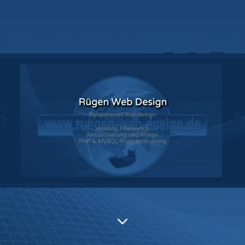 Ruegen-web-design.de thumbnail