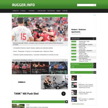 Rugger.info thumbnail