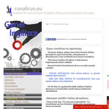 Runalirun.eu thumbnail