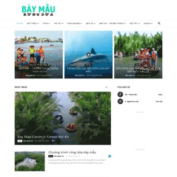 Rungduabaymau.com.vn thumbnail