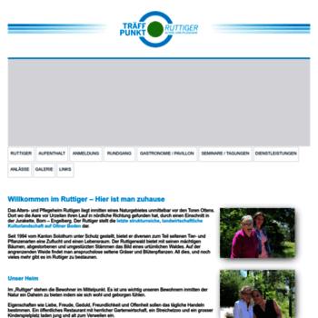 Ruttigen.ch thumbnail