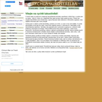 Rychla-lukostrelba.cz thumbnail