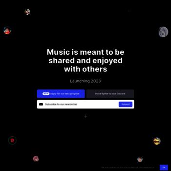 rythmbot co at WI  Rythm - The Best Free Discord Music Bot