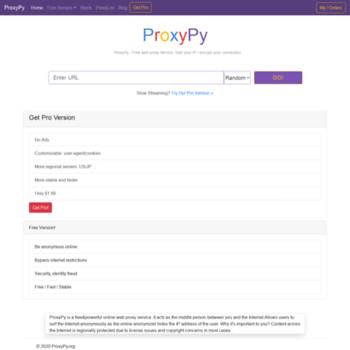 S3.proxypy.org thumbnail