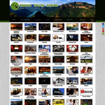 Sa-travel-info.co.za thumbnail