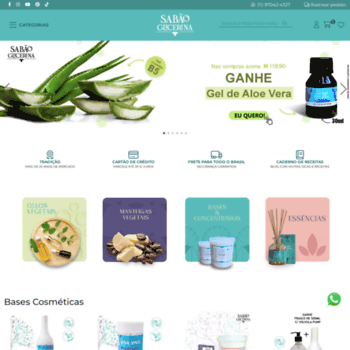 Sabaoeglicerina.com.br thumbnail