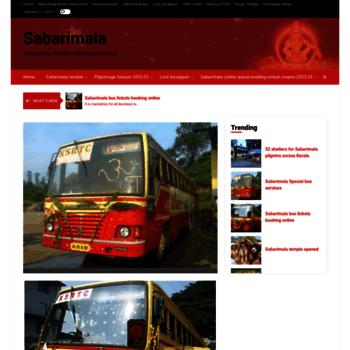 Sabarimala.net thumbnail