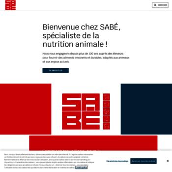 Sabe-aliments.fr thumbnail