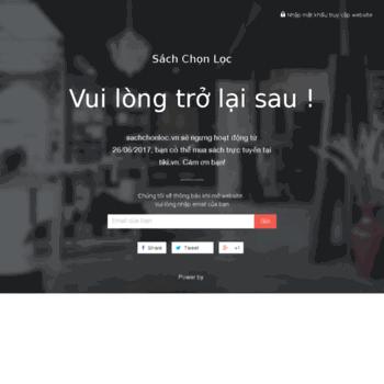 Sachchonloc.vn thumbnail