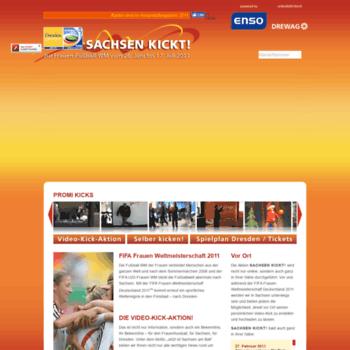 Sachsen-kickt.de thumbnail
