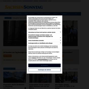 Sachsen-sonntag.de thumbnail
