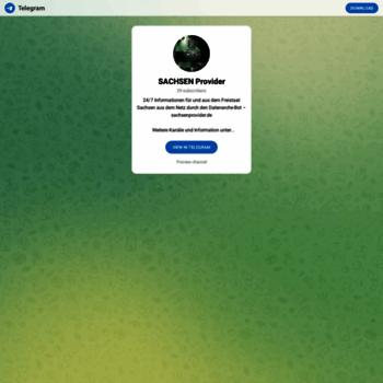 Sachsenprovider.eu thumbnail