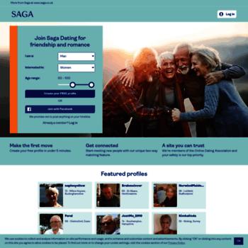 Saga Dating sito